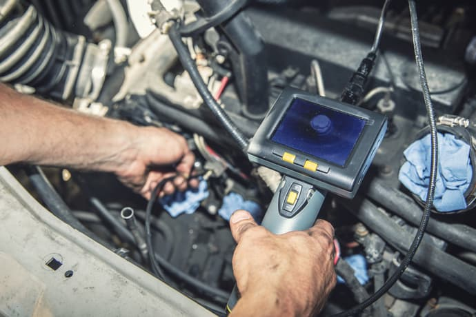 Best Automotive Borescope and Endoscope UK