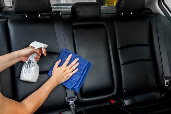 Best Car Leather Cleaner UK