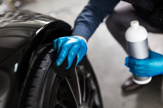 Best Tyre Dressing and Gel UK