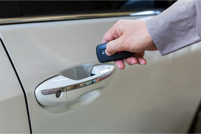 Preventing Keyless Car Theft