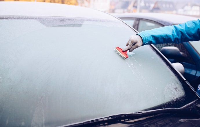 Best Windscreen Ice Scraper UK