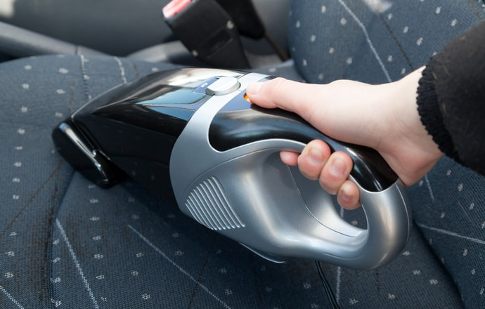 Best Vacuum for Car Detailing UK