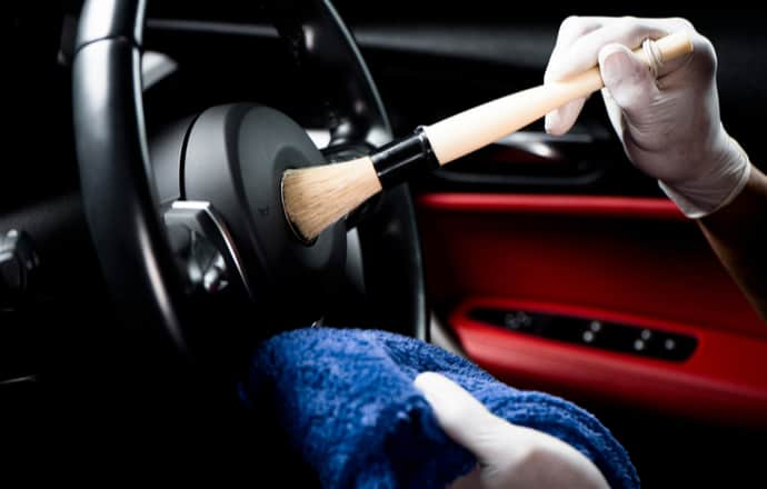 Best Car Detailing Brush UK
