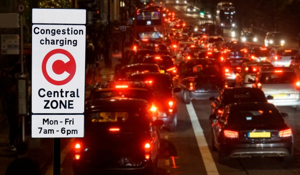 Traffic Congestion Charge in UK